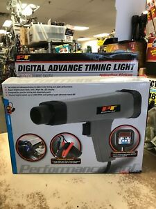 Digital Advance Timing Light Performance Tool Inductive Pickup W80587