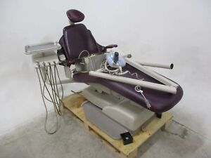 Adec 8000 Dental Exam Patient Chair W Light Operatory Delivery System
