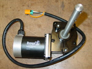 New Buyers Saltdogg Spinner Motor Salt Spreader Shpe1500 Shpe2000 3006833