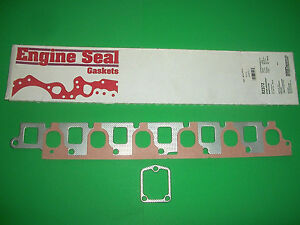 Ms90157 1 Engine Seal Intake Exhaust Manifold Gaskets 1965 86 240 300 L6 Ford