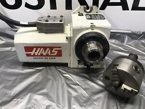 Haas Ha5c Brush 17 Pin 4th Axis Indexer Rotary 5c Cnc Vf0 Vf1 6 Month Warranty