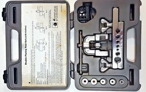 Matco Tools Ft6503 Double Flare Tool Set W Case 918 s16