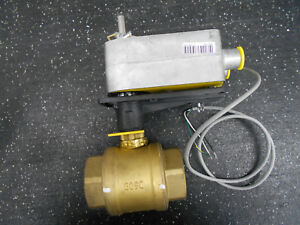 Schneider Electric Dura Drive Ma70 7040 Two Position Actuator W 2 Ball Valve