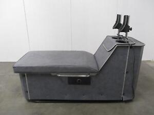 Treatment Table Physical Therapy Chiropractic Traction T118159