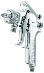 Devilbiss Jga 504 777 14 Conventional Pressure Feed Spray Paint Gun 1 4 777