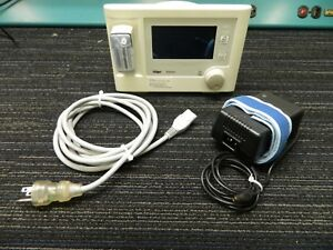 Drager Vamos Plus Gas Analyzer Spo2 W ac Adapter Ref 6870750 19 tested