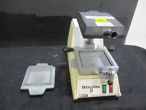 Buffalo Sta vac Dental Vacuum Pressure Former Machine For Lab Thermoforming