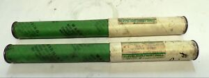 Cleveland Twist Drill Drill Bit Edp 09931 55 64 Taper Shank Lot Of 2