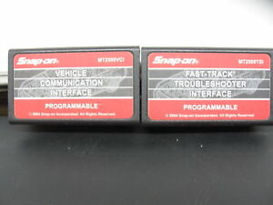 Snapon Mt2500 Scanner Vci Tsi Programmable Cartridges Dome Asain 2004