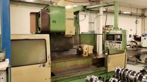 Mori Seiki Mv 65b 50 Cnc Vertical Machining Center