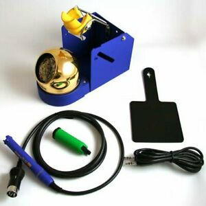 Hakko Fm2027 06 Solder Iron Conversion Kit W iron Holder Green Sleeve