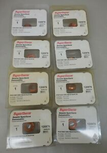 Lot Of 8 Hypertherm Genuine Powermax 1000 1250 1650 Deflector 120979