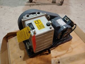 Welch Chemstar 1402n Laboratory Application Vacuum Pump 1 2hp Ph1 115v