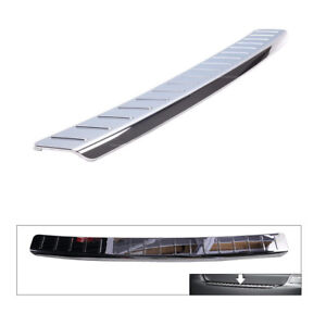 Rear Loading Sill Protect Cover Step Plate For Mercedes Benz X164 Gl350 Gl450