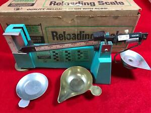 RCBS 09070 Reloading Powder Scale w Micrometer Poise