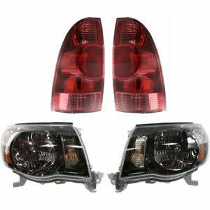 Right left Side New Auto Light Kit Lh Rh For Toyota Tacoma 2005 2008 2010 2011