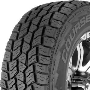 4 New Lt275 70r17 Mastercraft Courser Axt All Terrain 10 Ply E Load Tires 275701
