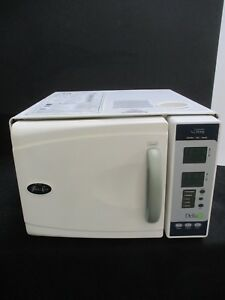 Pelton Crane Delta Q 8 Dental Lab Autoclave Steam Sterilizer For Instruments