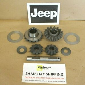 Jeep Willys 10 Spline Internal Kit Open Carrier Dana 44 Or 41 Rear Axle 45 56