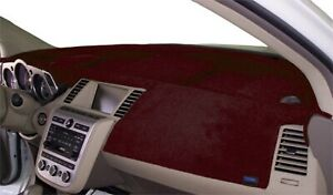 Fits Subaru Forester 2014 2018 Velour Dash Board Cover Mat Maroon