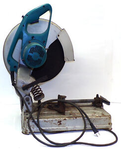 Makita Cut off Saw 2414nb 14 Blade Diameter 120 V 3800 Rpm