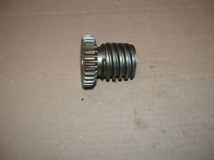 Worm Pinion Gear L16 4 11 12 Ex Harrison Lathe Works Clearance Price