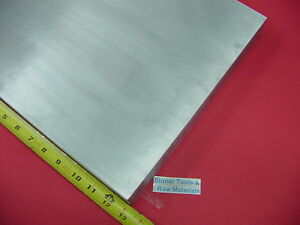 2 Pieces 3 4 X 12 Aluminum 6061 Flat Bar 13 Long Solid T6511 Plate Mill Stock