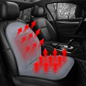 Thickening Heated Suv Car Seat Heating Heater Chair Cushion Warmer Cover Pad 12v