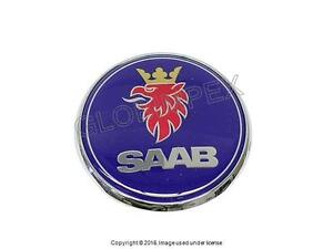 Saab 9 5 Sedan 2006 2009 Trunk Emblem Genuine