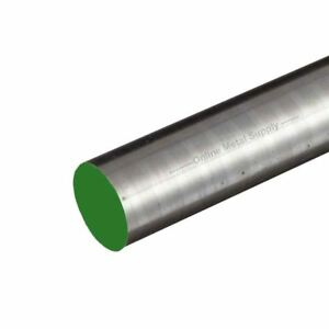 1018 Steel Round Rod Diameter 1 750 1 3 4 Inch Length 24 Inches