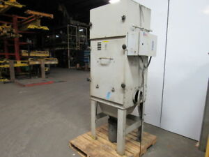 Coral Airflow Systems 3 Hp Dust pak Weld Fume Dust Collector 208 230v 8 Intake