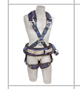 New Sala Exofit Xp Full Body Safety Harness Size Small