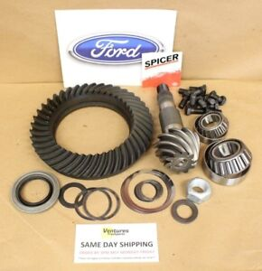 Dana 80 4 10 Ratio Ring And Pinion Kit Ford E350 F450 Gm 455 P truck Oem Spicer