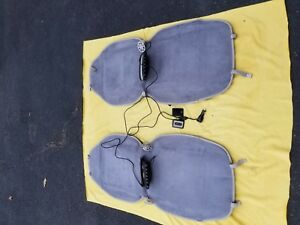 Viotek Heated And Cooling Bucket Car Seat Covers