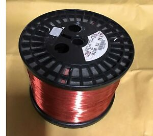Magnet Copper Wire 32 Awg Snylz155 12 Pound Spool Magnetic Coil Winding