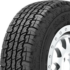 4 New 265 70 17 Kenda Klever A T Kr28 All Terrain 660ab Tires 2657017