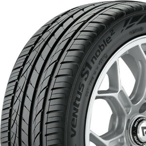 2 New 245 45 17 Hankook Ventus S1 Noble2 Ultra High Performance 500aaa Tires