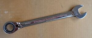 11 16 Gearwrench Reversible Ratcheting Combination End Wrench