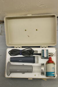 Tektronix P6045 Fet Probe Package 015 03 With Case Power Compensating Hv Hwy