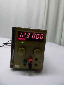Sorensen Xts 20 3 Regulated Dc Power Supply Made By Raytheon