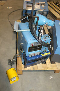 Berg Cable Wire Crimper Electric Compression Tool Hwy