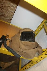 Used Msa Medium Welding Hood Hwy