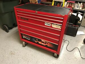 Snap On 40 Rolling Tool Chest 7 Drawer Kra4107bpjc Tool Cabinet