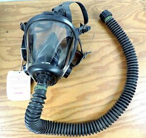 Honeywell Survivair Opti fit Covertible Faceplate Respirator Mask 7640 420030 M