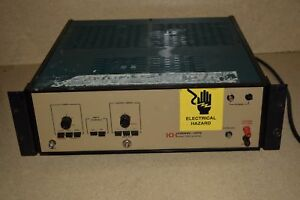 Krohn hite Kh Model Model 7500 Wideband Power Amplifier