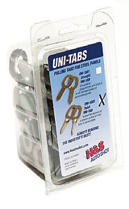 H S Autoshot 1062 Uni Spotter Twisted Pulling Tabs 100 Pack