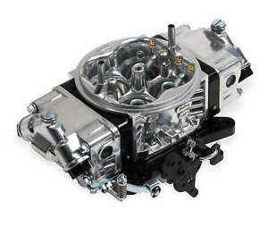Holley 0 67201bk 850cfm Track Warrior Carburetor Factory Refurb 4bbl