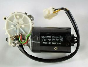 New 0 390 242 061 Bosch 24v Windshield Wiper Motor 0390242061