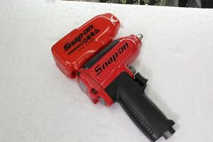 Snap On Mg325 El 3 8 Drive Impact Wrench Gun Used