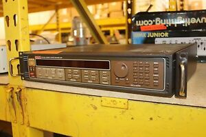 Keithley 238 High Current Source Measure Unit Hwy